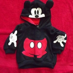 Disney Baby Micky Mouse Hoodie
